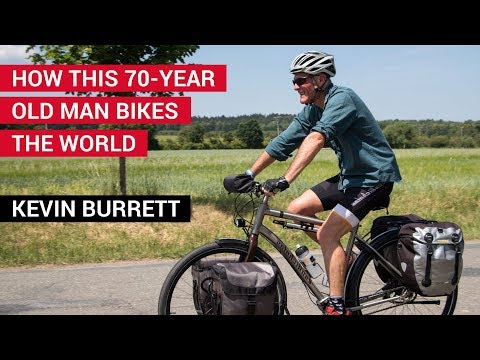 The way a 60-Year-Old Grew to become a Lean, Mean, Cycling Machine