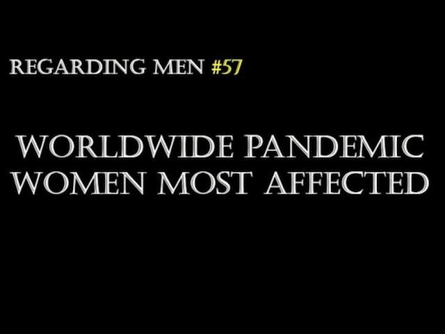 Worldwide Pandemic Women Most Affected, Coronavirus (Covid 19) RM #57