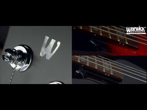 Warwick Rockbass - Reverso Rex Brown Signature
