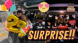 Gambar cover I Surprised My Girlfriend on Her Birthday! She Cried! | Kit Ramos