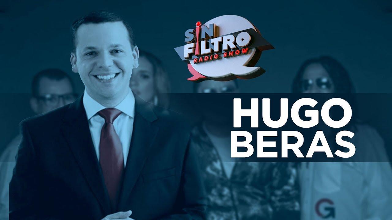 """Hugo Beras presenta sus ASPIRACIONES como """"ALCALDE DEL DN"""""""