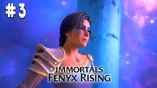 KÖVETJÜK A HŐSI UTAT! I Immortals Fenyx Rising I Végigjátszás #3