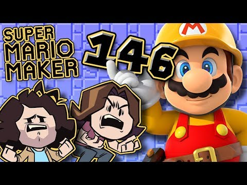 bab1633dd852 Super Mario Maker  Springy Anger - PART 146 - Game Grumps - Super ...
