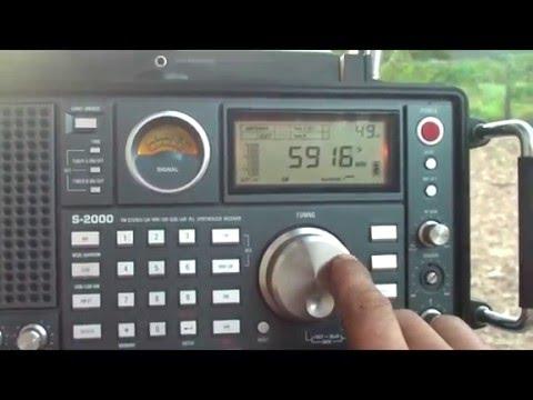 5915 kHz Zambia NBC Radio 1, Lusaka ,  Zambia