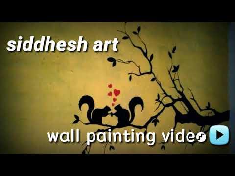 Wall painting | wall art | siddhesh art©