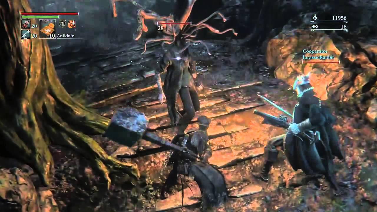 bloodborne review gametrailers youtube