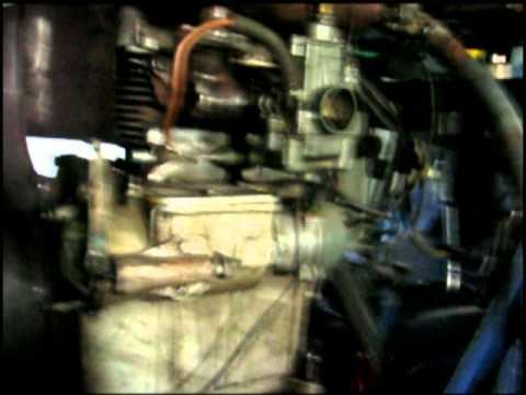 как я собираю двигатель уд-15 часть-2 - YouTube