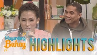 Magandang Buhay: Daboy describes her relationship with Alex Gonzaga