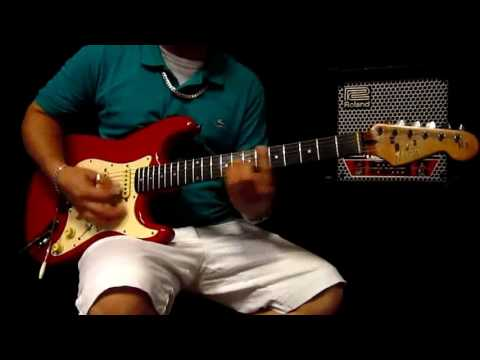 MAN ON YOUR MIND GUITAR COVER By Marvin Suela