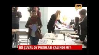 İki Çuval Oy Pusulası Çalındı Mı  5 Haziran 2015