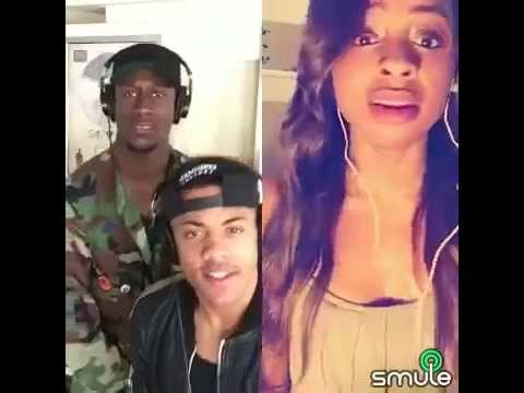 Am I wrong duet with Nico and Vinz