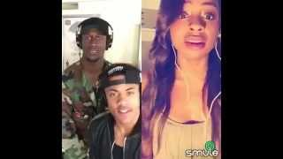 Repeat youtube video Am I wrong duet with Nico and Vinz