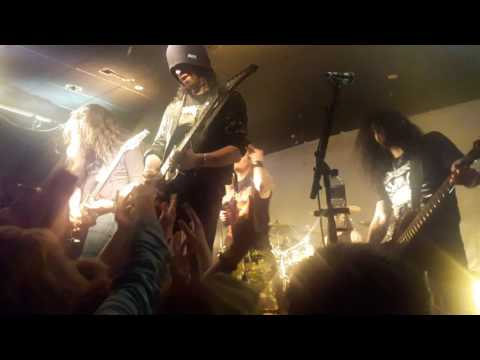 Dragonforce -Fury of the Storm - July 1st 2017 @Kings Arm Tavern NZ