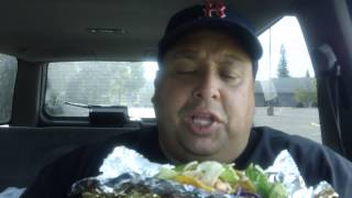El Pollo Loco's Chicken Avocado Taco Review!