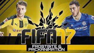 Fifa 17 | frostbite engine & packanimation in fut 17 - grafik, gameplay, trainer und the journey!
