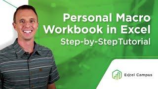 Comment Créer un Classeur de Macros Personnelles dans Excel et Pourquoi Vous en avez Besoin (Partie 1 de 4)