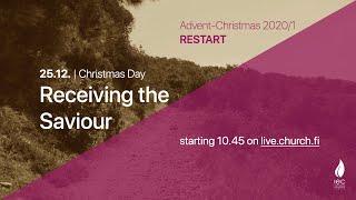 IEC Christmas Service 25/12/2020