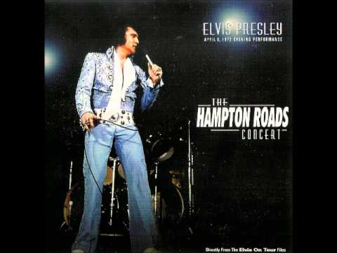 Elvis Presley -  The Hampton Roads Concert - April 9 1972