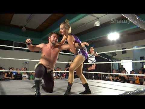 VI Pro Wrestling on Shaw TV - Ep. 5 - Sept 23rd , 2017