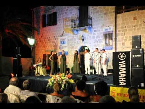 Music festival in Perast, Montenegro 2012 (part 3)