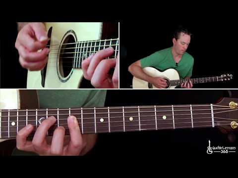 Jack and Diane Guitar Chords Lesson - John Cougar Mellencamp ...