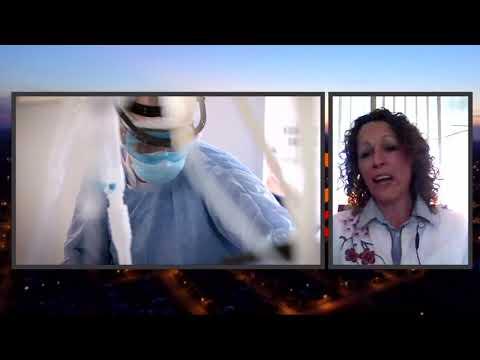 """Médica sansalvadoreña en Mendoza advierte sobre el pico de la pandemia: """"Hay que tomársela con respeto"""""""