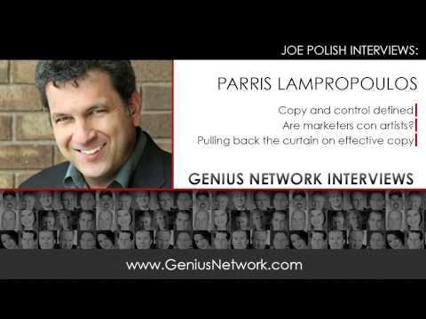 Parris Lampropoulos:  Genius Network Interviews
