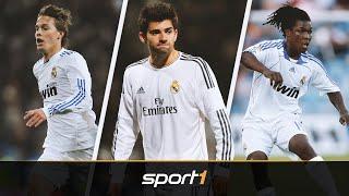 Diese Talente sind bei Real Madrid gescheitert | SPORT1
