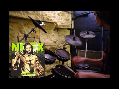 NOFX - I'm Going to Hell for This One (Drum Cover) mp3