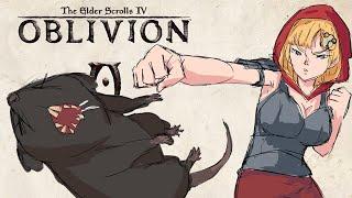 【Oblivion】May Akatosh shine light upon this stream