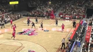 NBA 2K14 TIPS- How To Do The Alley Oop!