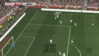 PES 2014 - Sevilla vs Betis Gameplay PC