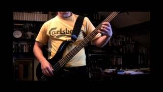 MANOWAR - Blood Of My Enemies Bass Cover