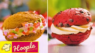 Homemade Cookies Decorating Tutorials | Amazing Cookies Recipes | Hoopla Recipes