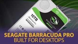 Gambar cover Seagate BarraCuda PRO - Built For Desktops - Mwave.com.au