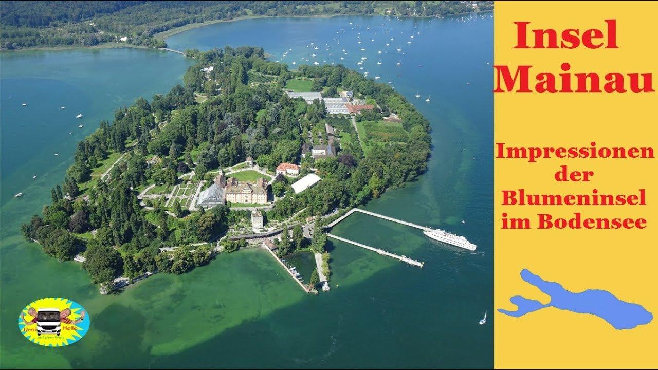Insel Mainau Karte.Insel Mainau Blumeninsel Im Bodensee 101