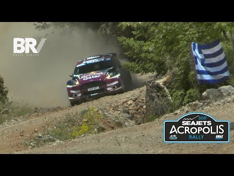 ERC Acropolis Rally 2017 * Highlights *