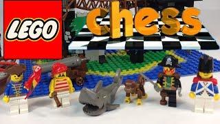 Pirates of Lego Island - LEGO Chess PC
