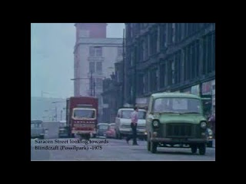 The Glasgow Chronicles - Possilpark back in the day