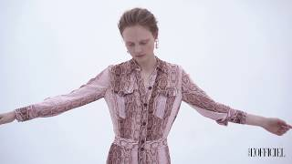 L'Officiel Fashion Lookbook Chanel
