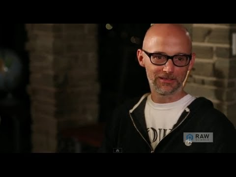 Techno Meets Technology: Moby on Electric Cars