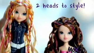Moxie Girlz Magic Hair