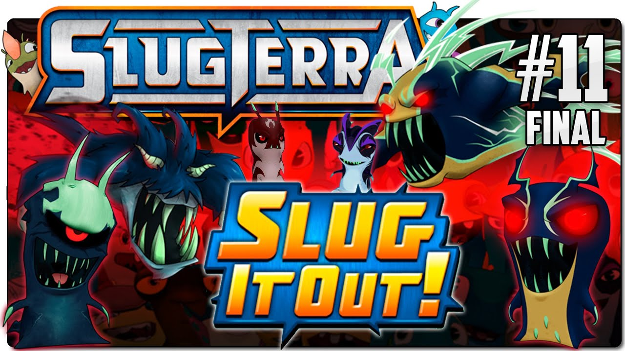 SLUGTERRA / BAJOTERRA | SLUG IT OUT | ESPAÑOL | EP 11 ...