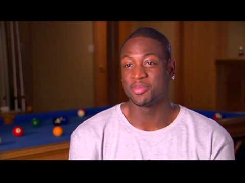 NBA UNDENIABLE THE RISE OF DWYANE WADE DVD FULL