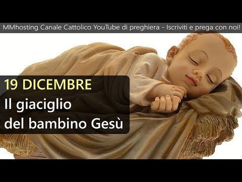 Risultati immagini per 19 Dicembre: Il giaciglio del Bambino Gesù