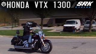 Honda VTX 1300 Test Drive