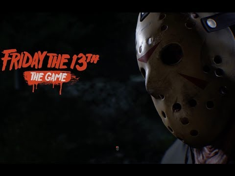 FRIDAY THE 13TH THE GAME WITH CECE AND DCP