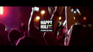 Happy Holi Brasilia - (After Movie Oficial)