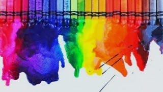 צבעים על קנבס