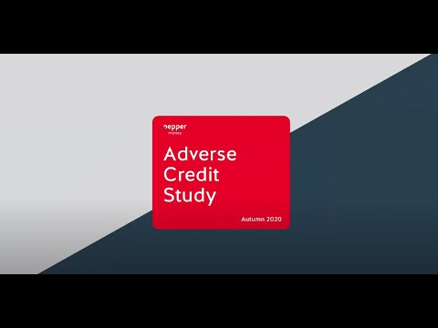Pepper Money | Adverse Credit Study Autumn 2020